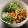 らーめん銀杏 - 料理写真:季節限定「台湾まぜSOBA」新発売