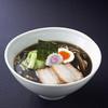 京都 五行 - 料理写真:焦がし醤油麺