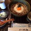 竹くら - 料理写真:冷やしとろろそば 800円
