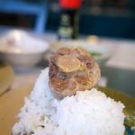 ASAHI GRILL - オックステールスープ(13.95ドル)