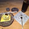 ブローニュ・カフェ・大宮 - 料理写真:ケーキセットはライムチーズ  シーズンバッチリ