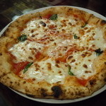 ブレイクタイム - 直径27センチのナポリピザ♪マルゲリータ♪
