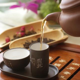 中国茶ソムリエこだわりのお茶