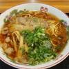 福山サービスエリア(下り線)フードコート - 料理写真:尾道ラーメン