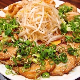 博多っ娘 - 料理写真:焼豚盛合せ(並)