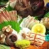 ひなた - 料理写真:お刺身盛り合わせ