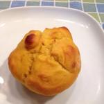 ぱんぽわん -  かぼちゃぱん