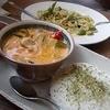 cafe 旅ヲスル木 - 料理写真:カレーとパスタ