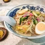 中華麺処 らん蘭 - 太平燕(タイピーエン 750円)