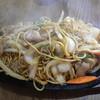 味しん食堂 - 料理写真:焼そば(800円)
