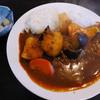 キッチン ポコ - 料理写真:なすひき肉カレー