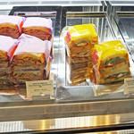 ペストリーショップ - サンドウィッチ2種