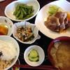 やさいの荘の家庭料理 菜ぁ - 料理写真:豚肉のランチ780円