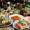Hakurai-Tei - 料理写真:お酒も料理もいっぱい!