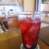 茶屋すーじ小 - ドリンク写真:ハイビスカスティー(\400-)