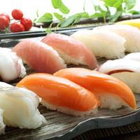 【ディナータイム限定】にぎり寿司食べ放題