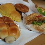 どんぐり - 料理写真:食事系