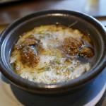 dining HARIMAYA - 鍋物 鱧の柳川鍋