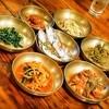 チョンハクトン - 料理写真:お通し(パンチャン)