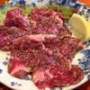 ホルモン七輪炭火焼 フクロウ - 料理写真:ハラミ