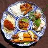 カフェくるくま - 料理写真:ディナープレート Aセット(エビフライプレート スープ付)