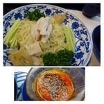 華都飯店 - ごまペーストタップリのタレが好みです