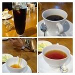 グランカフェ - アイスコーヒー・珈琲・紅茶。