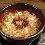 29506127 - 特濃つけ麺のスープ