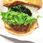 the 3rd Burger - 期間限定クレソンバーガー¥638(税込)
