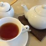 ここほ - +250円で紅茶をいただきました