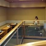 海老御菓子處 桂新堂 - 2階…、休憩所っぽい?