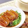 横浜中華街 景珍樓 - 料理写真:豚バラ肉の角煮(蒸しパン付き)