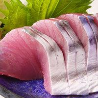 美味しい魚が食べられます。