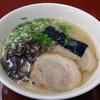 くるめラーメン - 料理写真:くるめラーメン 530円