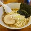 煮干しそば 暁 - 料理写真:煮干そば800円