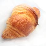 麦のひげ - クロワッサン (150円) '14 7月下旬