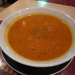 インド料理パラカス - ダル(豆カレー)♪