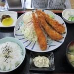 ちとせ - 海老フライ定食