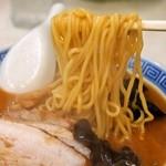 大貫本店 - 中華そば 麺