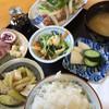 味工房 藍花 - 料理写真:藍(牛肉といんげんの炒め)820円