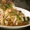 中央軒 - 料理写真:名物の長崎皿うどんです。麺は長崎になる自社工場から直送しています。