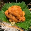磯 - 料理写真:萩の赤ウニ^_^