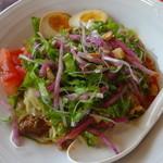 バーミヤン - 料理写真:冷し担々麺:679円(税抜)