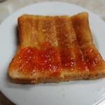 愛養 - 料理写真:トースト