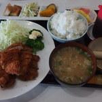 味菜家 - 料理写真:ひれかつ定食980円