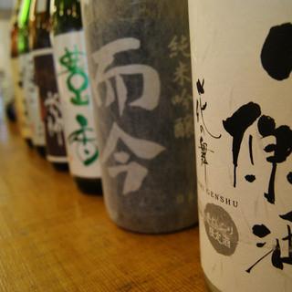 ☆【美味しい日本酒】御用意あります