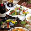 ラ テトロ - 料理写真:飲み放題つきコースございます