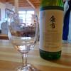 余市ワイナリー ワインショップ - ドリンク写真:余市ワイン/ミュラートゥルガウ