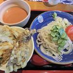 いっとこ茶屋 - 本日の日替りCセット(1080円)_2014-08-06