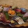 御料理 嬉乃 - 料理写真:刺身盛り合わせ